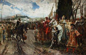 Granada-Geschichte