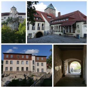 In der Burg Hohnstein